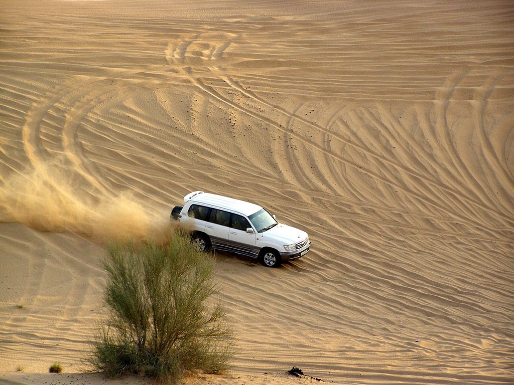 safari 4x4 dubai