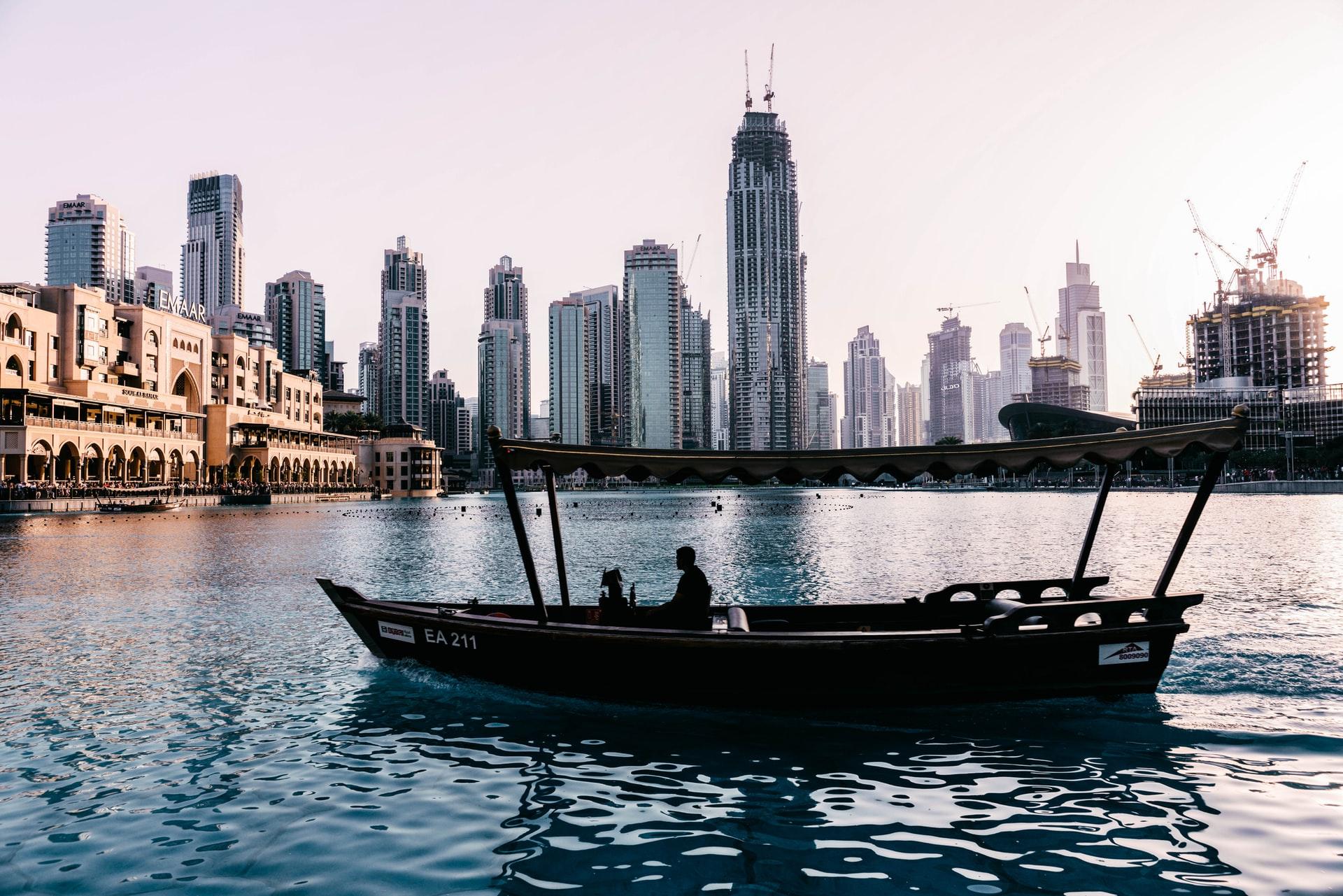 5 raisons de voyager à Dubaï