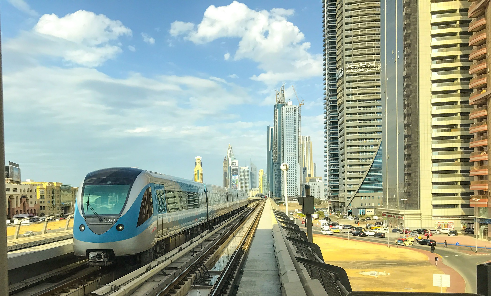Les différents moyens de transport à Dubaï